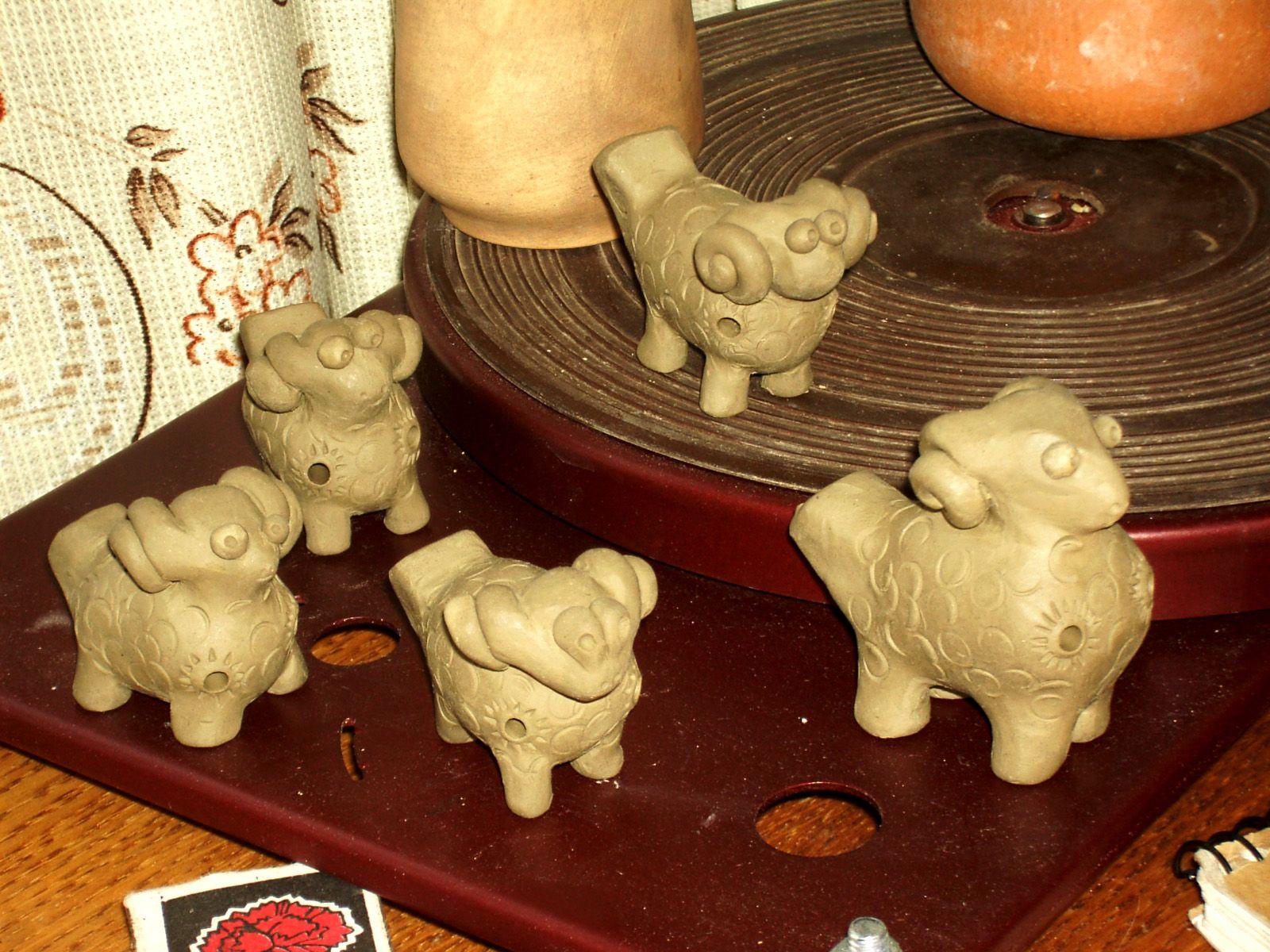 Flock of sheep - (c) Anatol Filozof