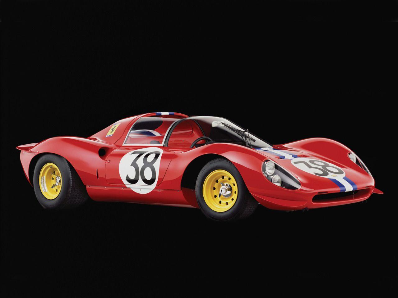 1966 Ferrari Dino 206 Sp Ferrari Racing Ferrari Sport Cars