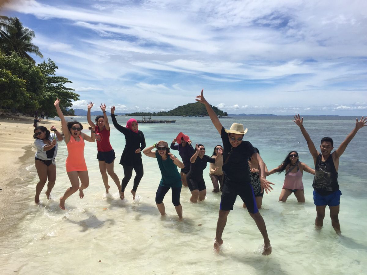 Open Trip Pulau Pahawang Wisata Lampung Murah Ala Backpacker Indonesia