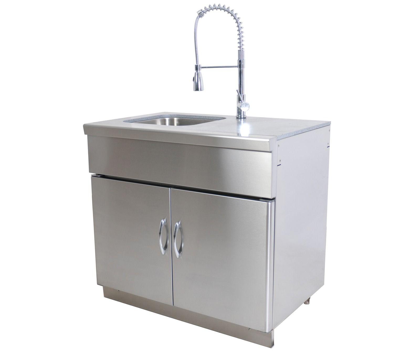Outdoor Kitchen Sink Unit Grandfire Outdoor Kitchen Sink Kitchen Sink Units Custom Kitchen Cabinets