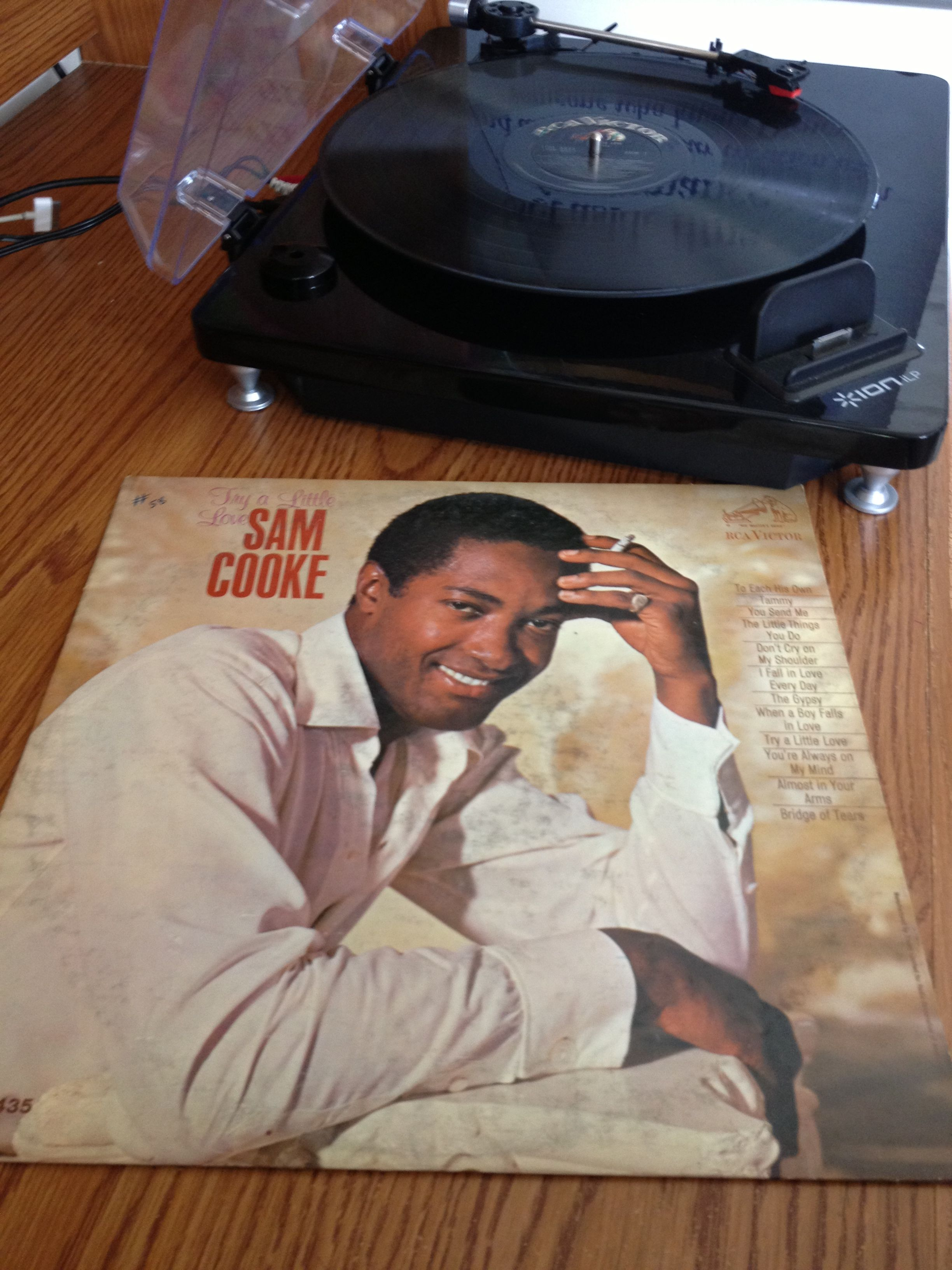 My Collection - Try a Little Love by Sam Cooke