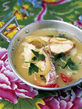 Blaff de poisson l 39 antillaise guadeloupe pinterest - Cuisine antillaise guadeloupe ...