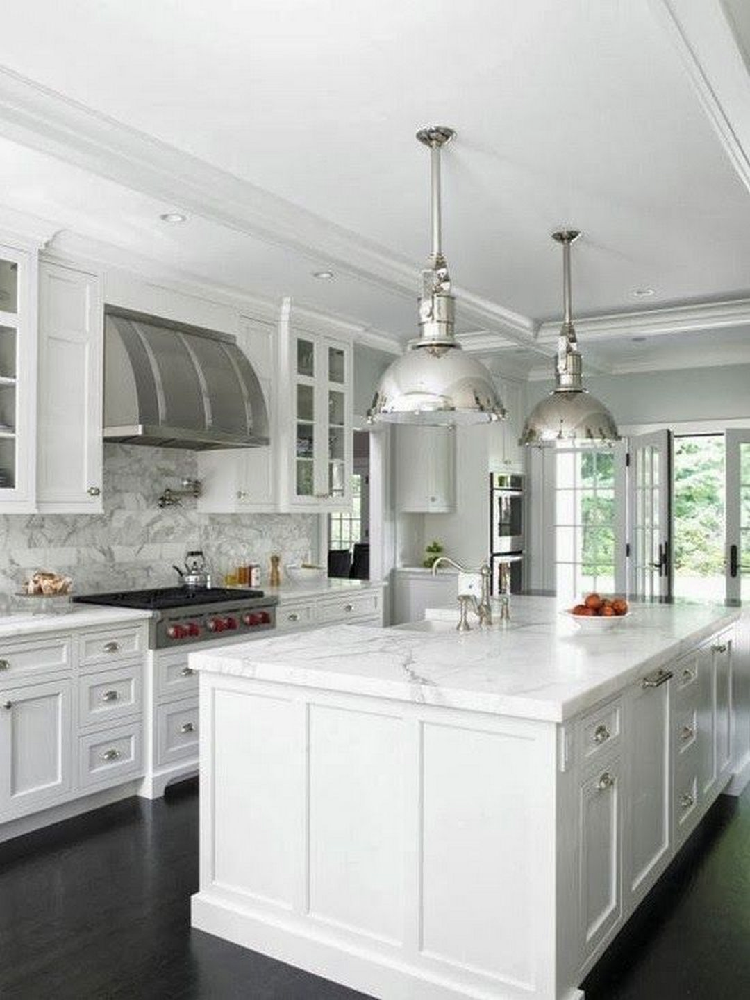 Why White Kitchen Interior Is Still Great For 2019 Gorgeous White Kitchen White Kitchen Design Kitchen Remodel Small