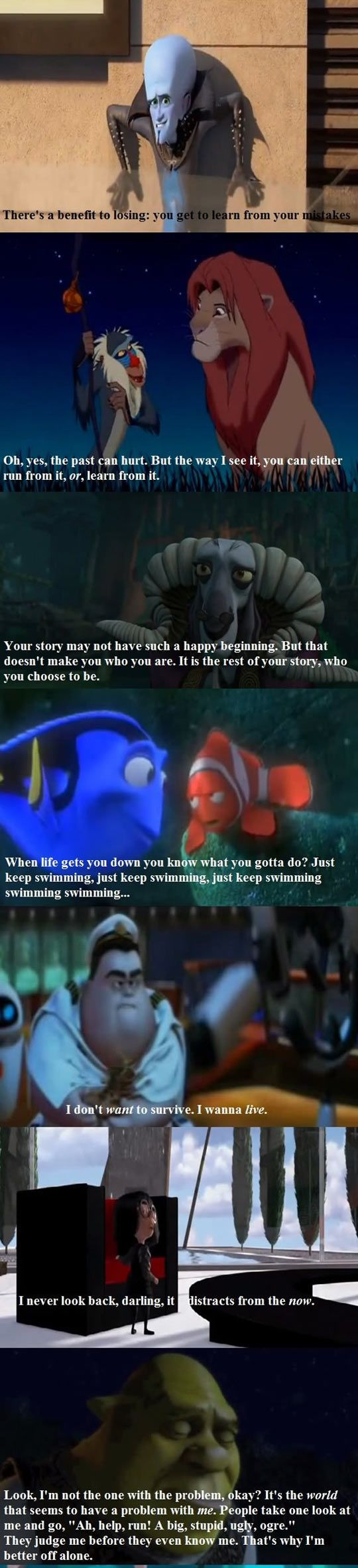 Children S Movies Yeah Right Funny Disney Cartoons Movie Quotes Funny Funny Quotes For Kids