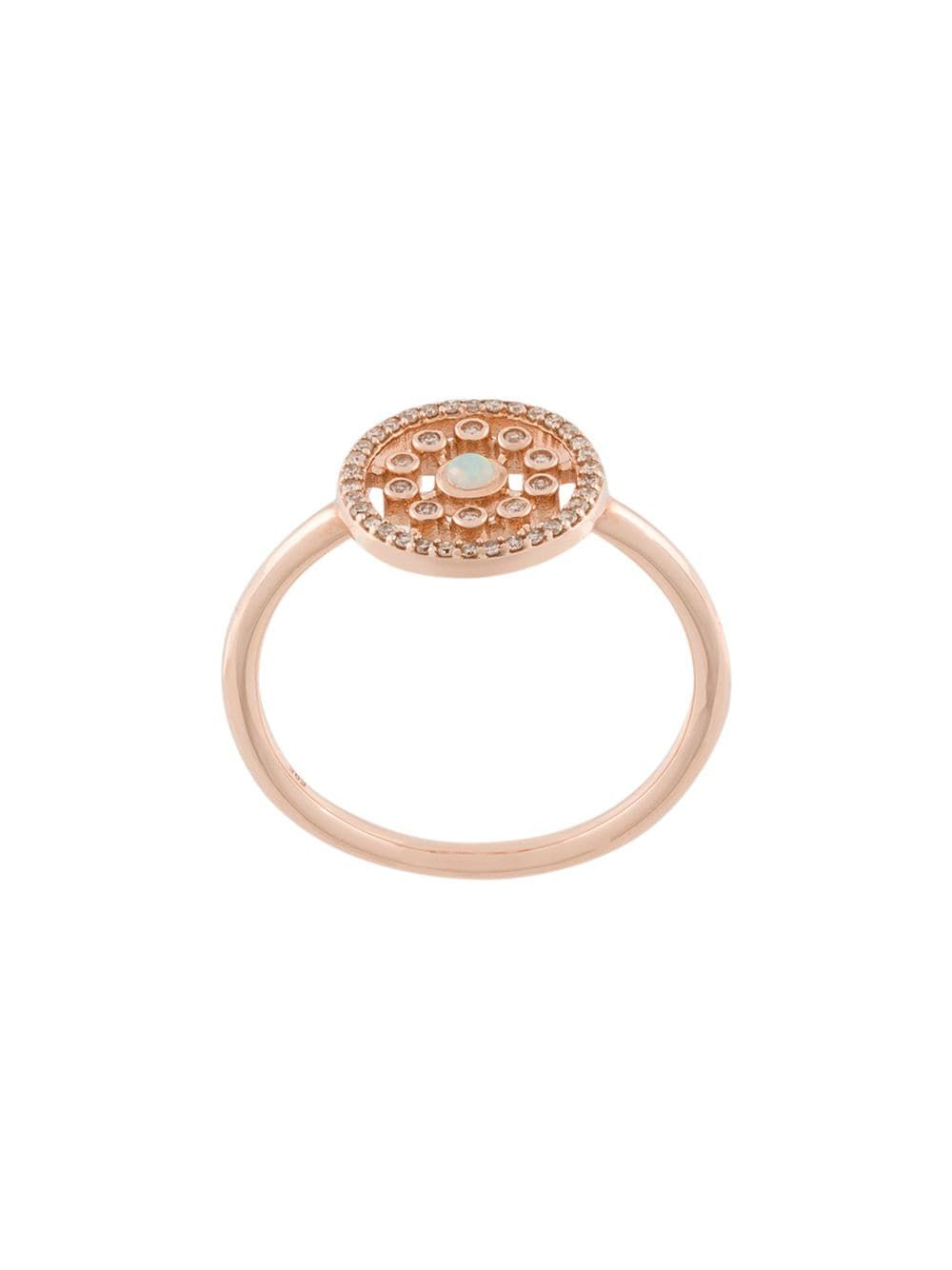 3d91ae5c98a8d Astley Clarke Icon Nova Opal Ring in 2019 | Products | Opal rings ...