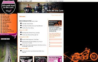 02/09: Ride for the Cure
