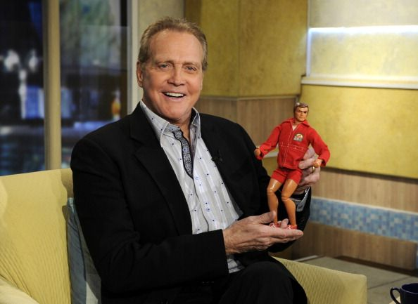 Lee Majors Is The One And Only True Steve Austin The Six Million Dollar Man Jaren 70