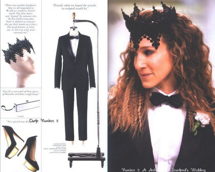 carrie bradshaw sex and the city 2 wedding - Buscar con Google ...