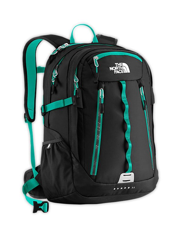 73198e5caa18 The North Face Equipment Daypacks WOMEN'S SURGE II BACKPACK | A new ...