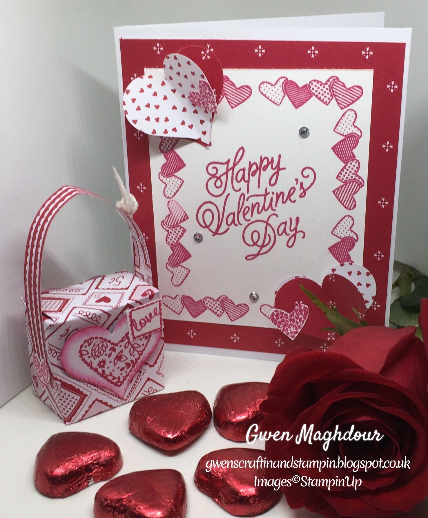 Happy Valentines Day Sealed With Love Valentine Card