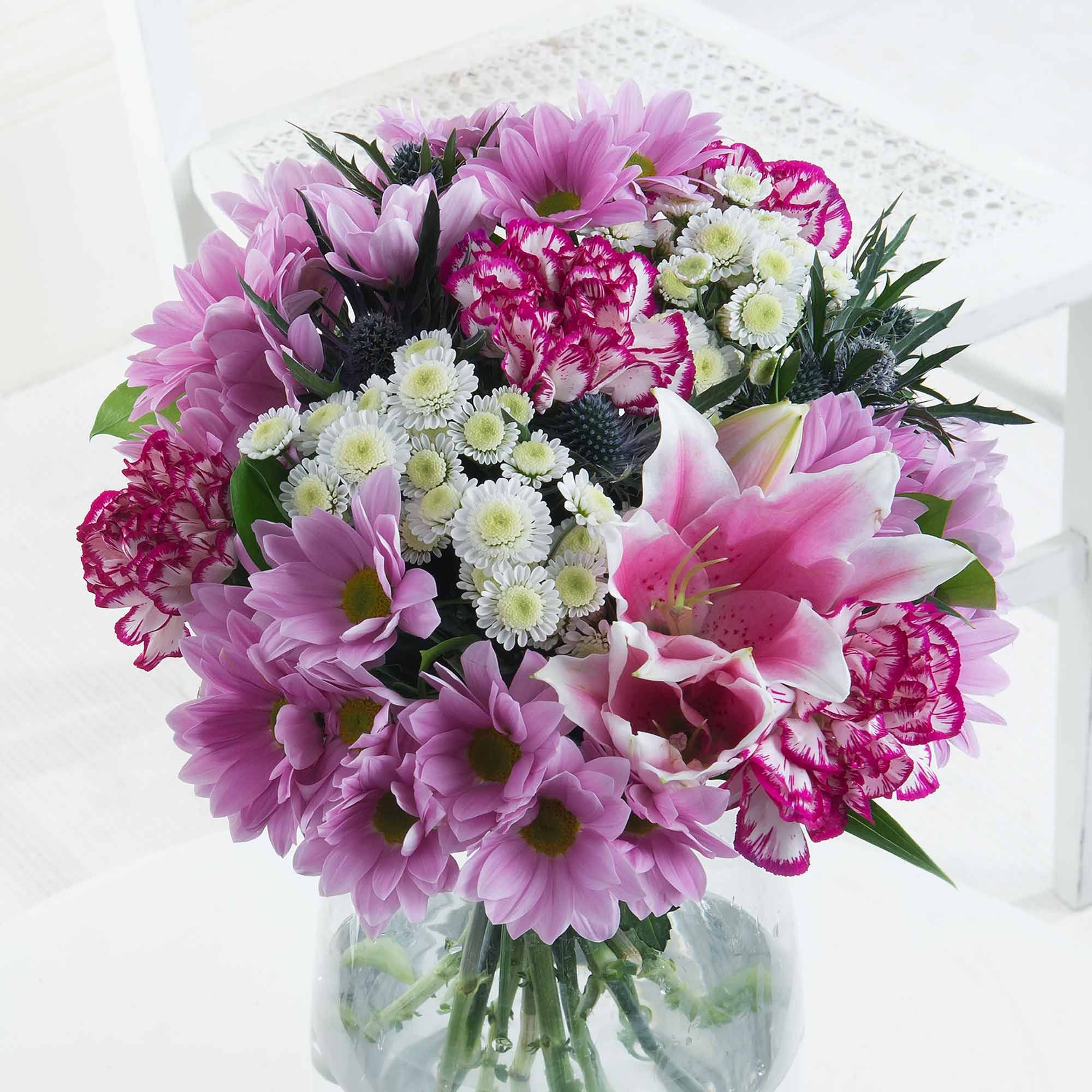 Blossoming Pink - What a gorgeous bouquet! Showcasing all our ...