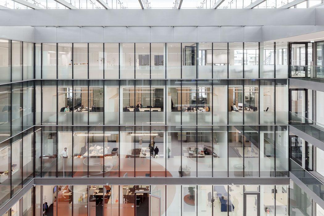 Architekten Krefeld volksbank krefeld gerber architekten glas annika feuss