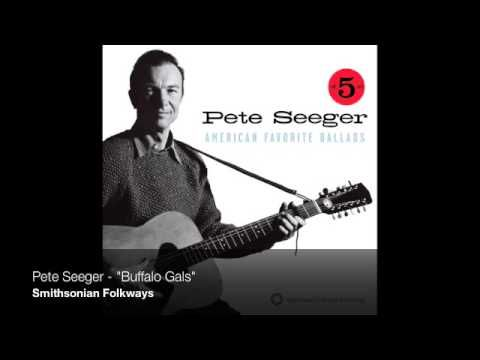 Pete Seeger : Buffalo Gals (wwsh098 : http://bit.ly/Jrrd5J)