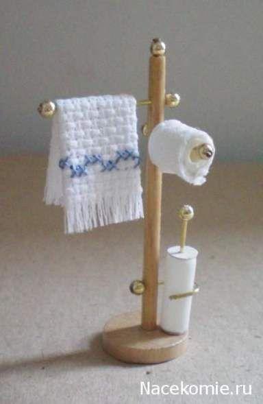 50 Ideen für das Badezimmer mit Papiertüchern #barbiefurniture