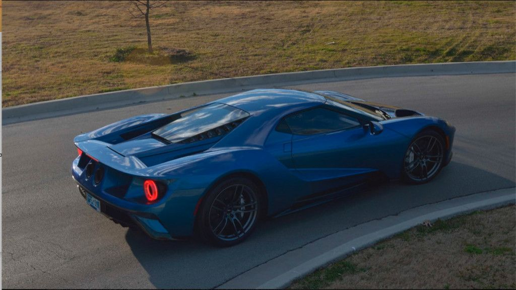 John Cenas Ford Gt On The Market For The Fourth Time Ford Gt Ford Gt For Sale Ford
