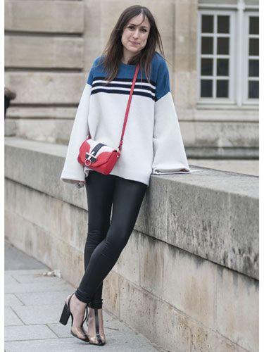 Day 3 Street Style at Paris Fashion Week