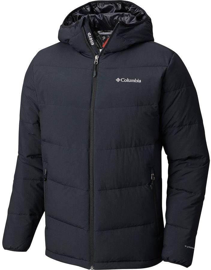 Columbia Lone Fir 650 Turbodown Hooded Jacket - Men's ...