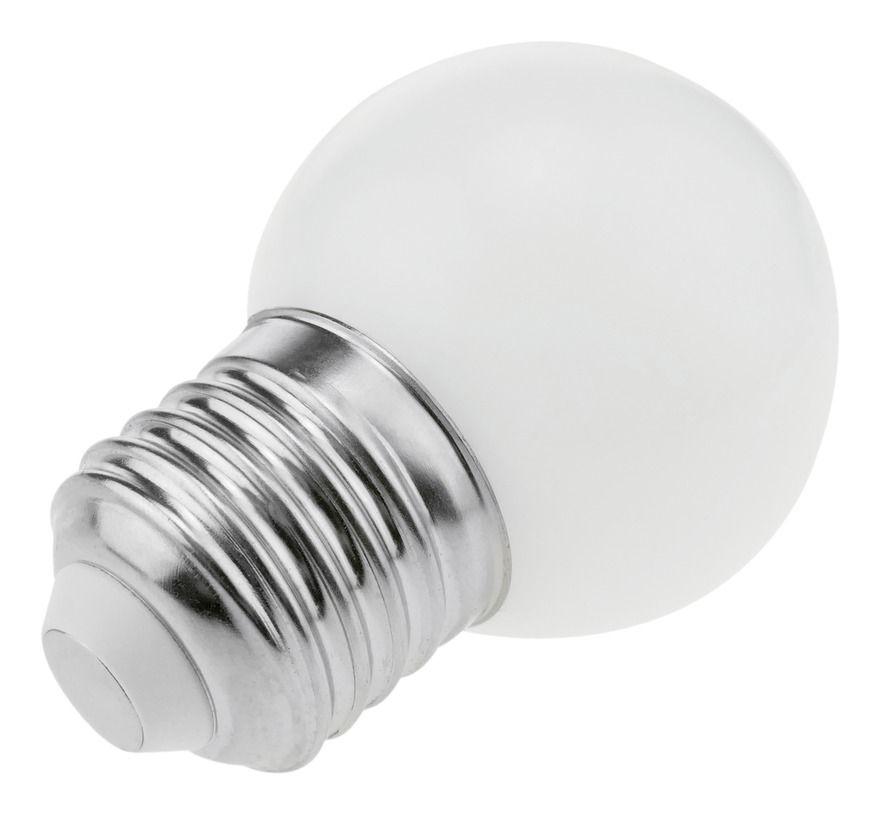 Primematik Ampoule Led G45 1 5w 230vac E27 Lumiere Blanc Chaud Led Light Bulb