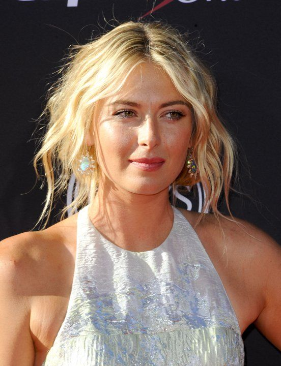 Maria Sharapova Entertainment Pinterest Female Models