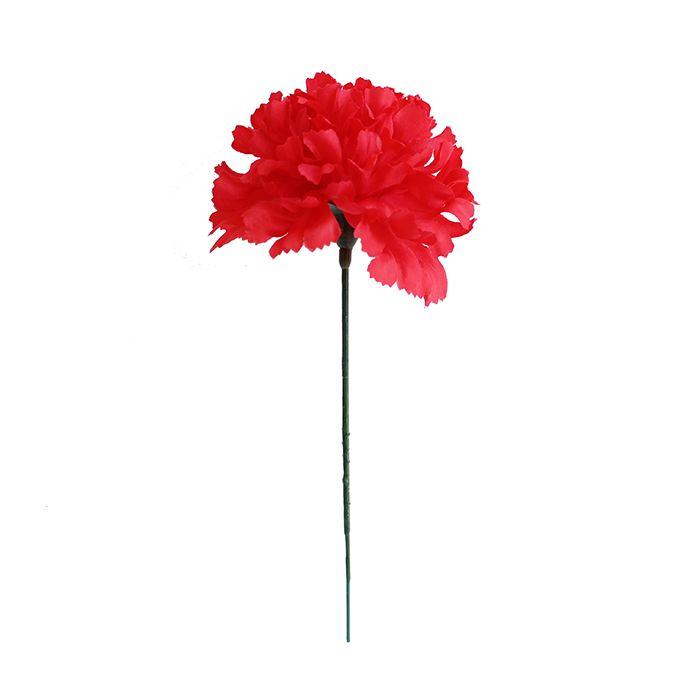 Silk Carnations Artificial Carnations Silk Flowers Red Flower Tattoos Carnation Tattoo Red Carnation