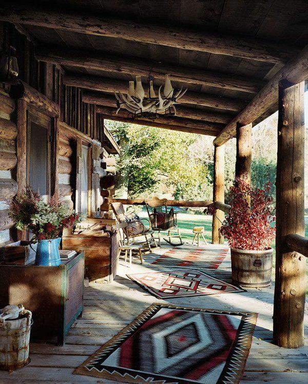 Veranda Bauen landhaus mit vorbau holz veranda selber bauen garten