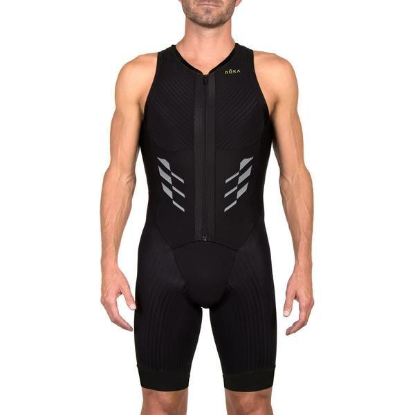 Men S Elite Aero Sleeveless Tri Suit Medium Tri Kit Tri Suit