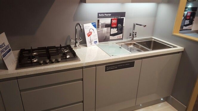 Wickes sofia pewter kitchen ideas pinterest pewter for Wickes kitchen cupboards
