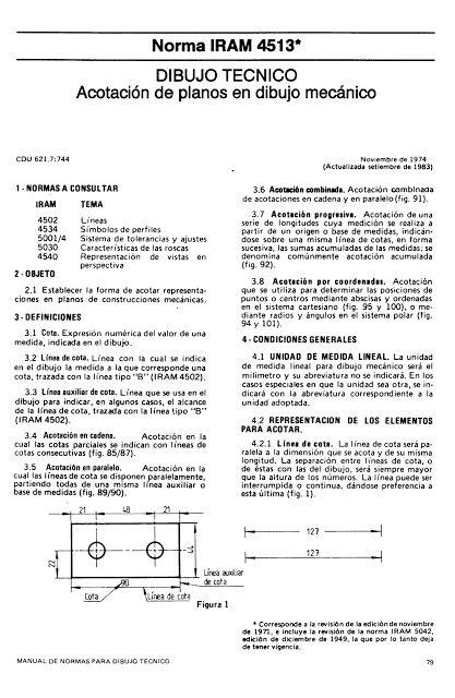 Linea Auxiliar Dibujo Tecnico