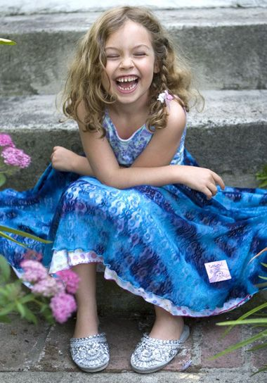 f679c8cfb 5t dresses from TwirlyGirl. This style is twirly and reversible! Too ...