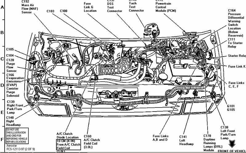 81 Ford Econoline Dmc 1992 Ideas Ford Auto Repair Fuse Panel