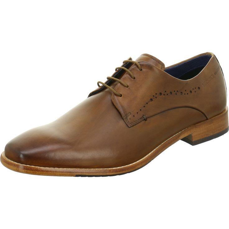 NEU bugatti Herrenschuhe Business-Schuhe Halbschuhe Lederschuhe Schnürschuhe