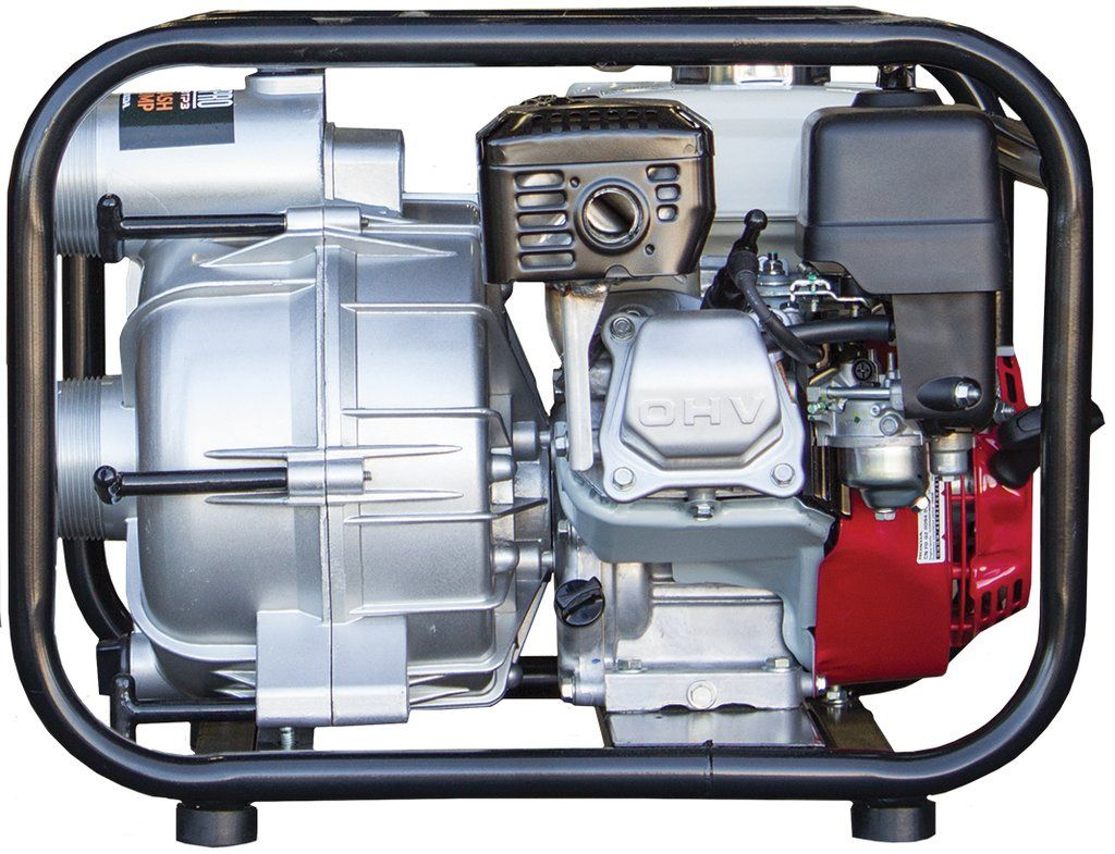 "3"" Trash Pump w/ Honda GX200 (BRP200TP3) Trash pump"