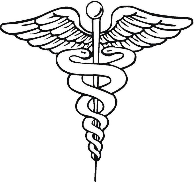 Medical symbol caduceus clip art medical symbols free