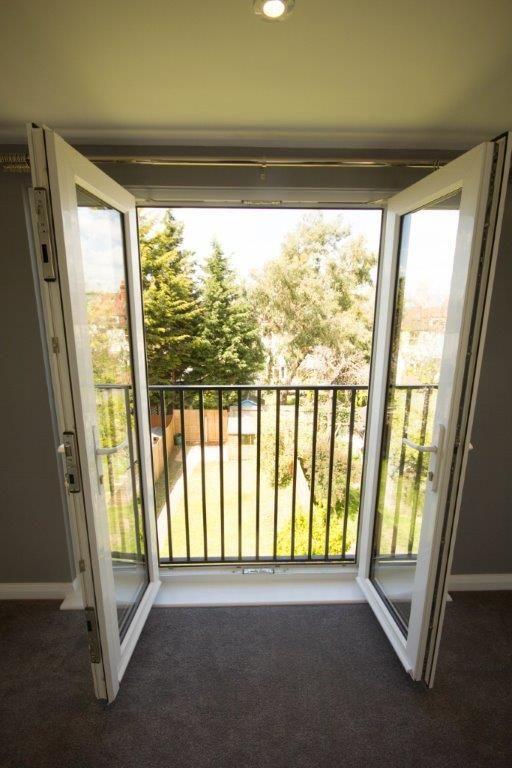 Balcony Doors French on
