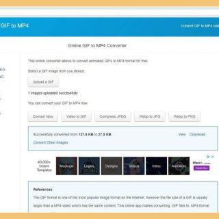 Convertir Gif A Mp4 Gratis Y Online Information Overload Organization Installation