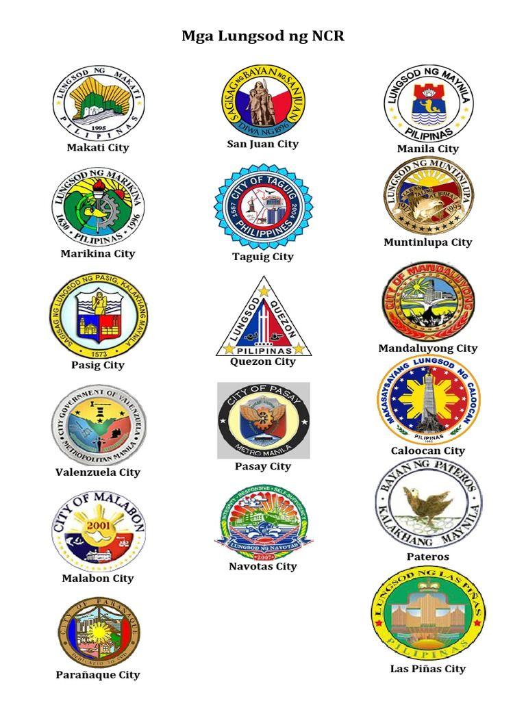 Mga Lungsod Ng NCR1