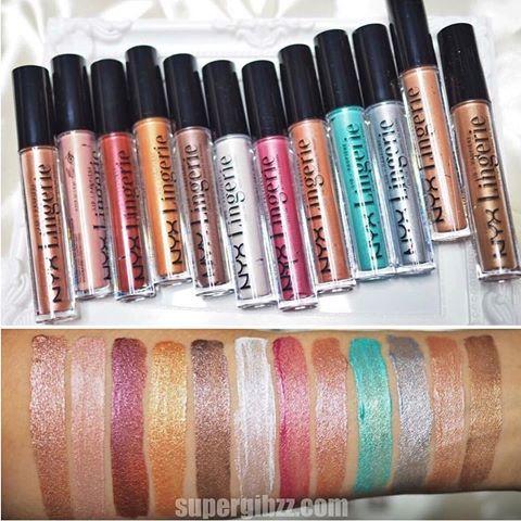 Nyx Cosmetics Cosmic Metals Lip Cream Cost 7 50 Find Here