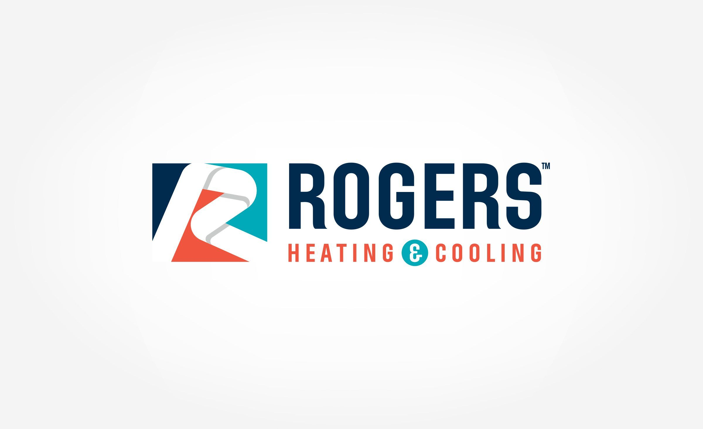Rogers Heating Cooling Kickcharge Creative Branding