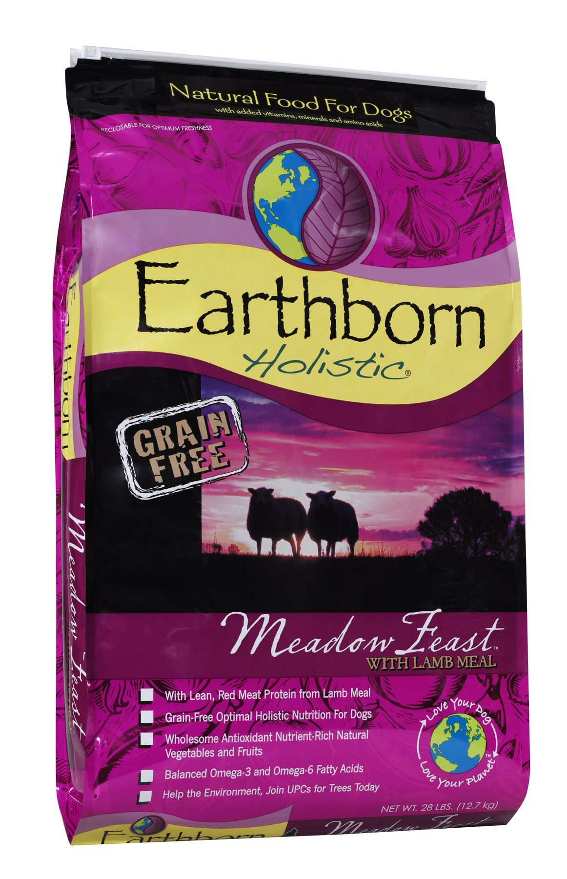 EARTHBORN HOLISTIC Meadow Feast 28 Pound Bag ** Want to