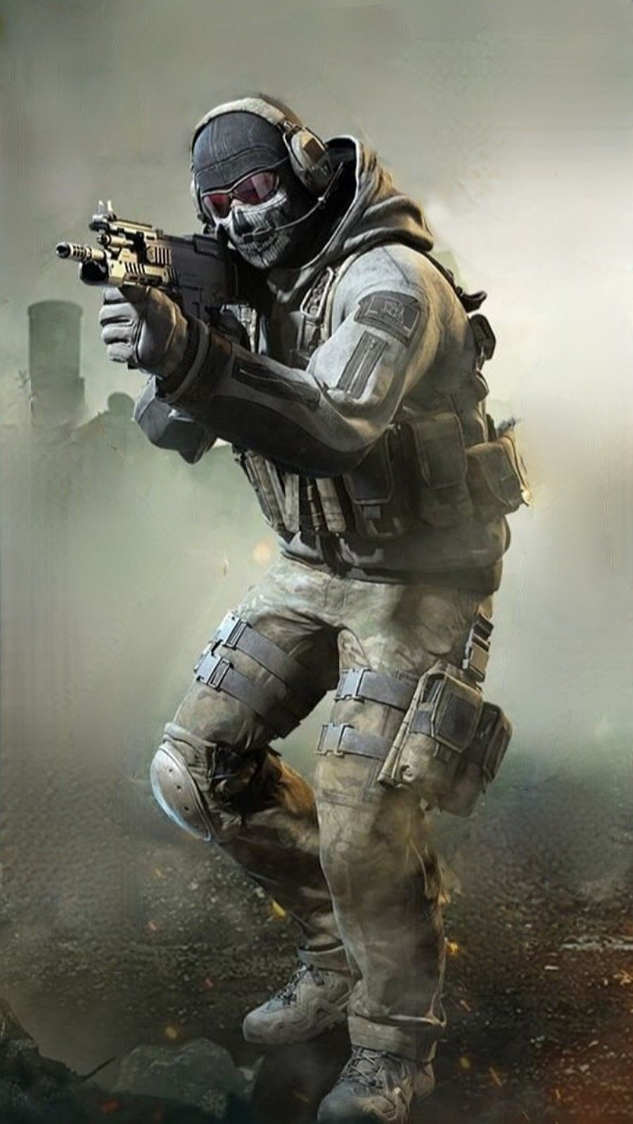 Pin By Tono S On صور جنود عسكريين Call Of Duty Call Of Duty Wallpaper Call Of Duty Ghosts