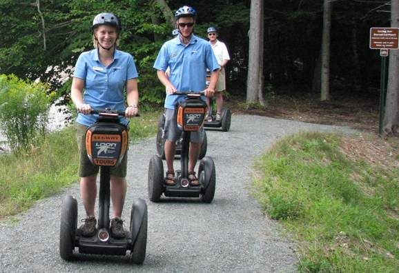 segway tour along the river at loon mountain summer fun at nh ski areas pinterest rivers. Black Bedroom Furniture Sets. Home Design Ideas