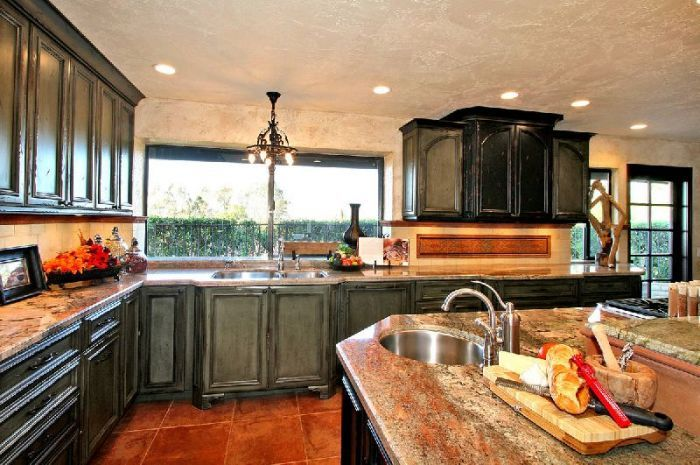 Spanish Style Kitchen Designs | Nate and Heather\'s new house dream ...