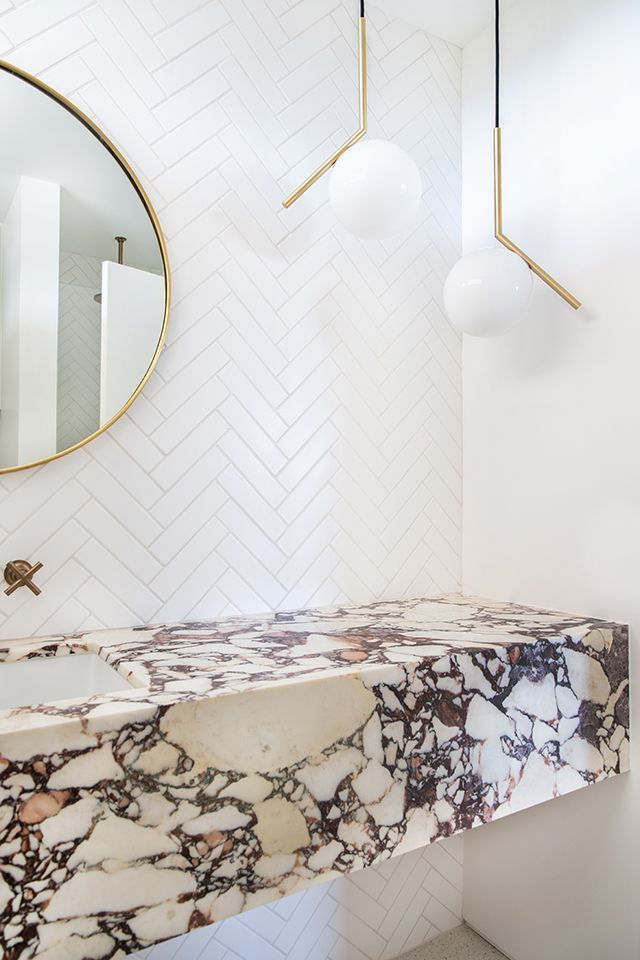 Photo of Mandy Moore Guest Bathroom Tour