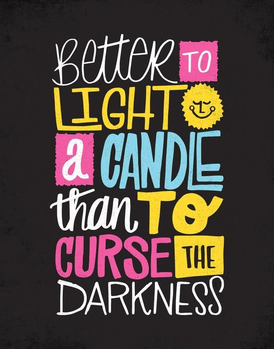 LIGHT A CANDLE by Matthew Taylor Wilson inspirational quote word art print motivational poster black white motivationmonday minimalist shabby chic fashion inspo typographic wall decor