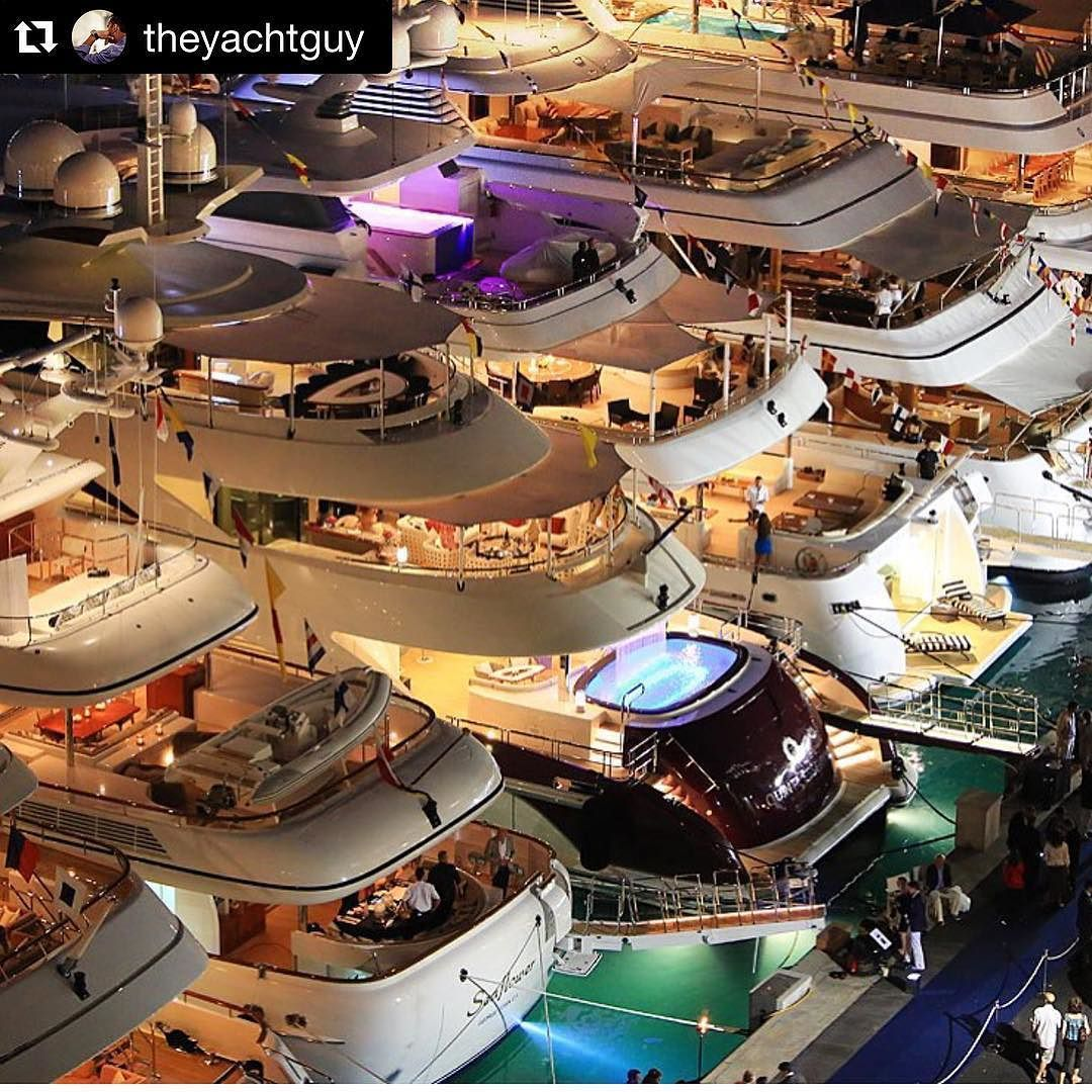 #Repost @theyachtguy with @repostapp.  Party like a a YachtStar  photo by @jeffbrown.breedmedia . . #megayacht #superyacht #yachts #yacht #yachtlife #yachtlifestyle #boatshow  #luxuryonwater #ootd #bestofinstagram #luxury #Watch  #forbes #yachtparty #bossyachts #billionaire #regram #charter #celebrity #style #monaco #luxuryyachting #yachtinglifestyle  #follow #yachting #fashion #sailing #theyachtguy #yachtshow by mybestsss