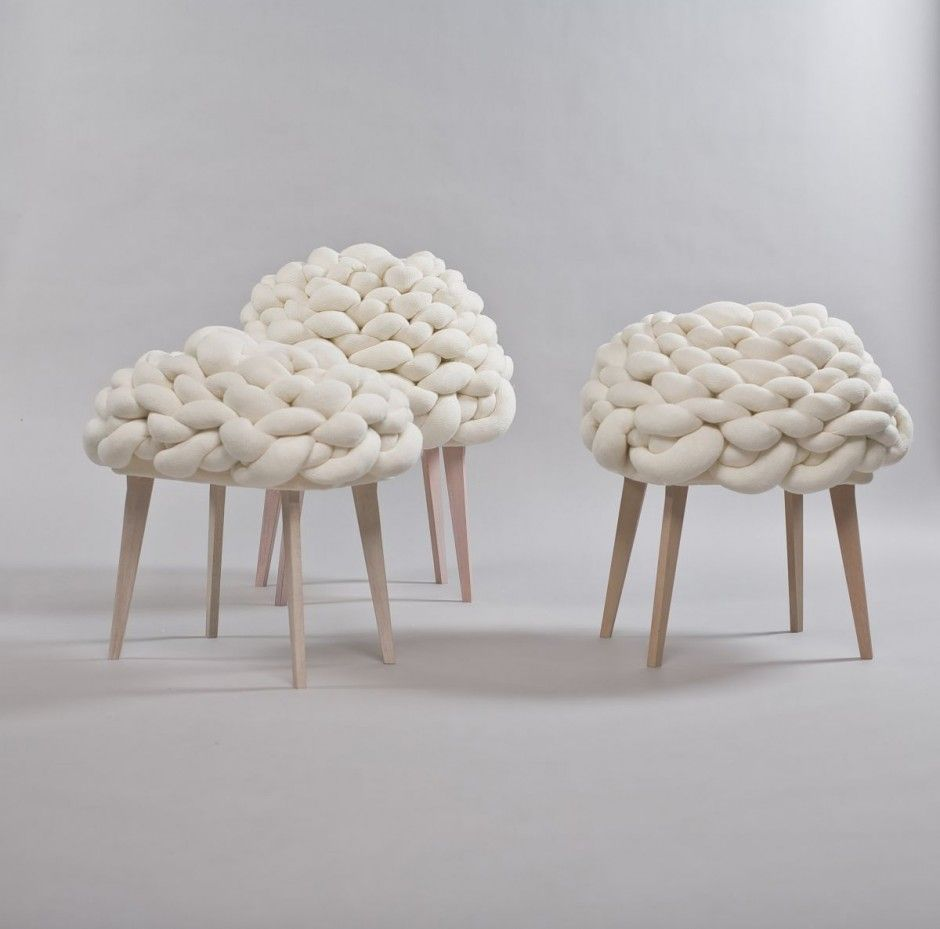 Cloud Stool By Studio Joon And Jung Photo Gallery