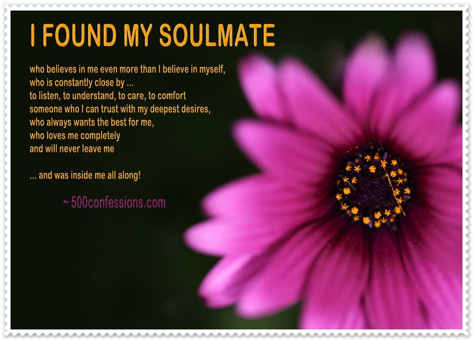 I Found My Soul Mate Quotes Twin Flame is easy to find | Soul Mate ...