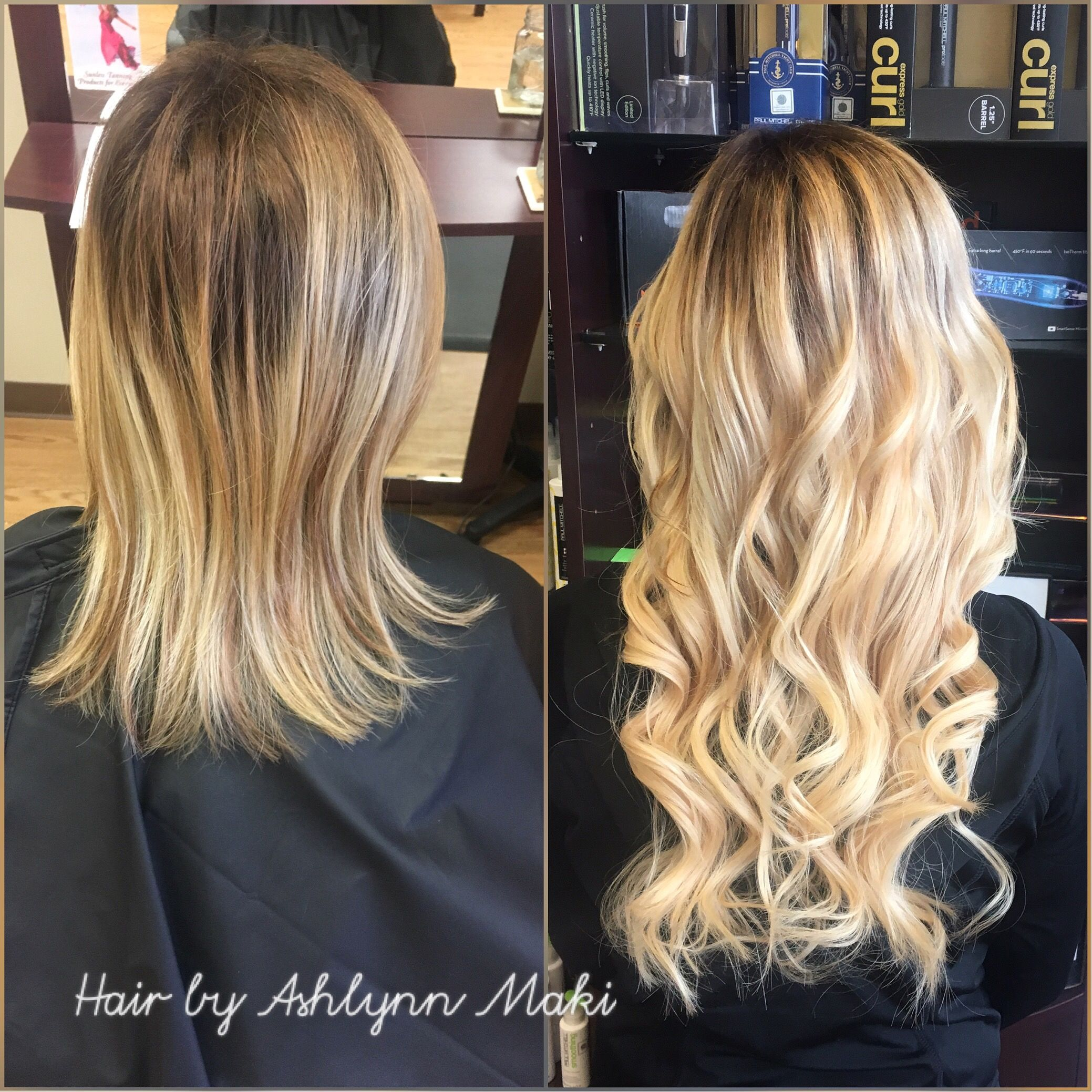 Blonding color correction and hotheads hair extensions done by blonding color correction and hotheads hair extensions done by beauty by ashlynn pmusecretfo Image collections