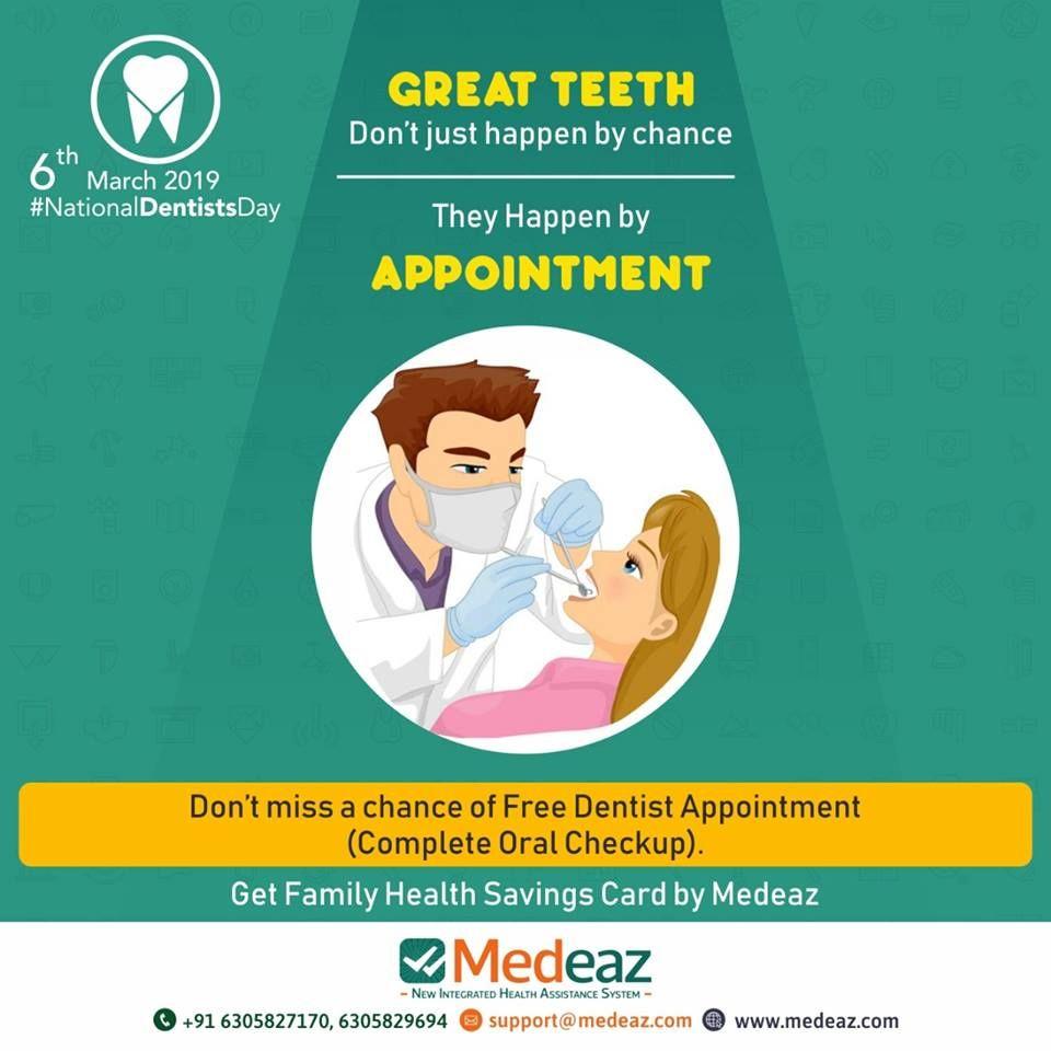 Happy National Dentists Day Dentist Day Dentist Free Dentist