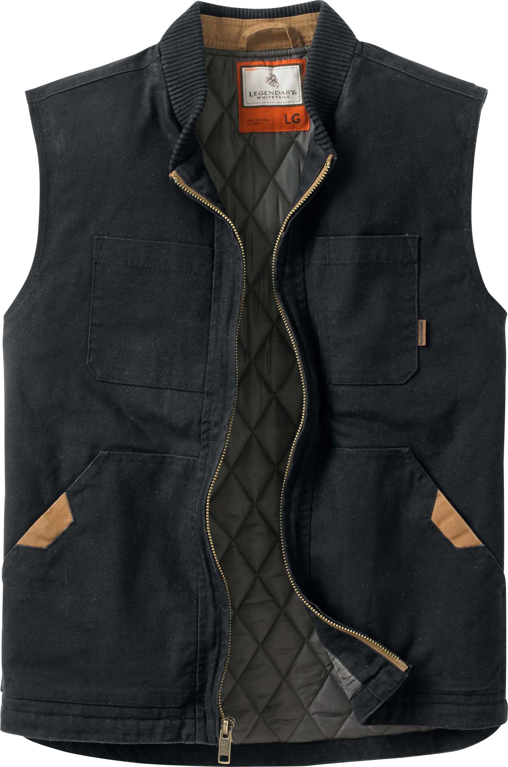 24 Best Men S Casual Outfits Vintagetopia: Men's Canvas Cross Trail Vest (With Images)